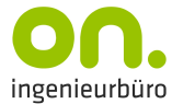 on ingenieurbüro Logo