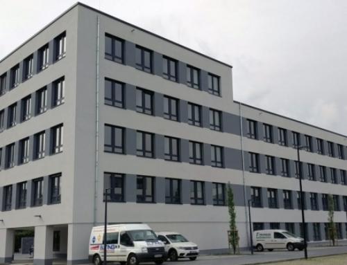 Bürogebäude in Münster