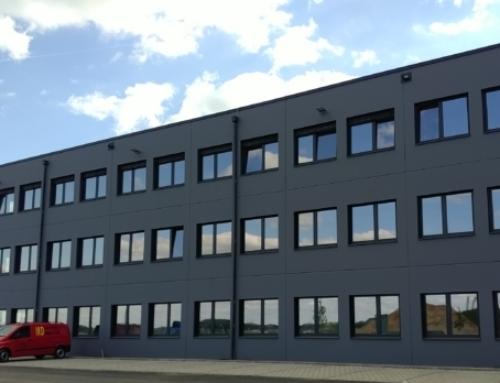 Bürogebäude in Bayern