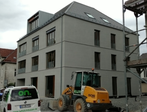 Mehrfamilienhaus Bielefeld