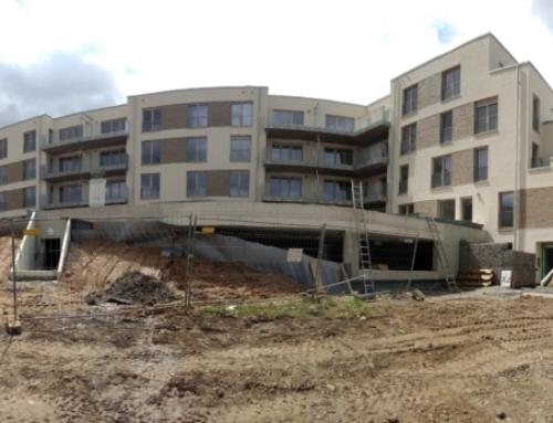 Wohnkomplex in Dortmund