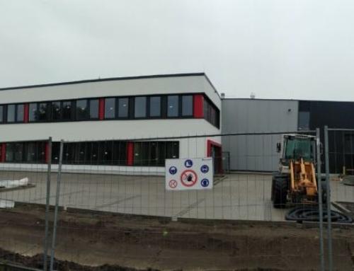 Bürogebäude in Gütersloh