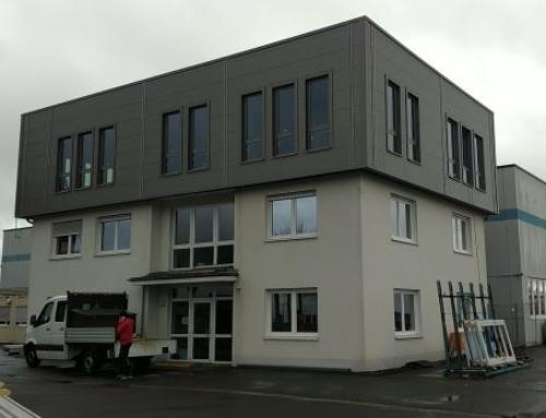 Bürogebäude Sonnenberg