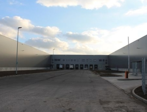Lagerhalle Arnstadt